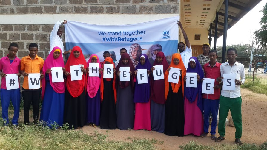 Pomp and Colour Mark World Refugee Day Celebrations in Dadaab