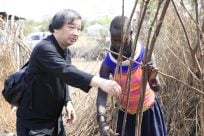 Award-winning Japanese Architect, Shigeru Ban, signs deal to design new homes for thousands of refugees in Kenya