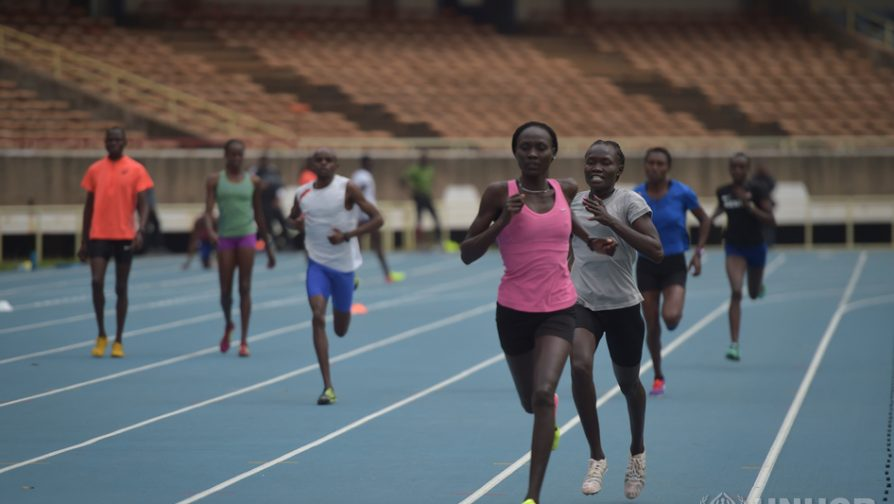 Refugee athletes from Kenya to compete at World Athletics Championships in London for the first time - UNHCR Kenya