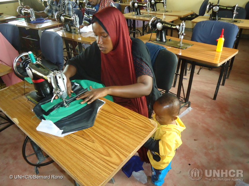 Government Accredited Qualification Boosts Employment Opportunities for Students in Dadaab Refugee Camp