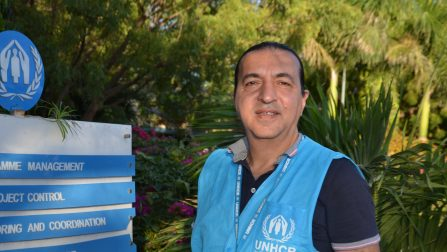 World Humanitarian Day: UNHCR – the UN Refugee Agency, staff in Dadaab refugee camp reaffirm commitment to serving the displaced
