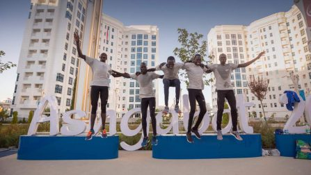 Refugee athletes have competed at Asian Games