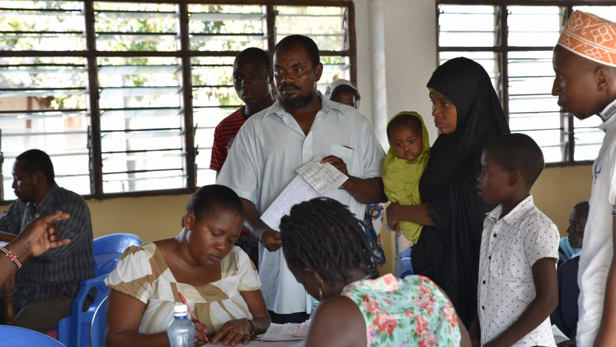 Birth registration drive combats statelessness among Kenya's coastal Pemba community