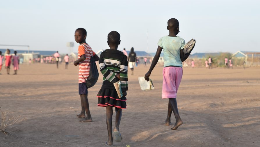 UN Refugee Chief appeals for aid and peace for South Sudan crisis