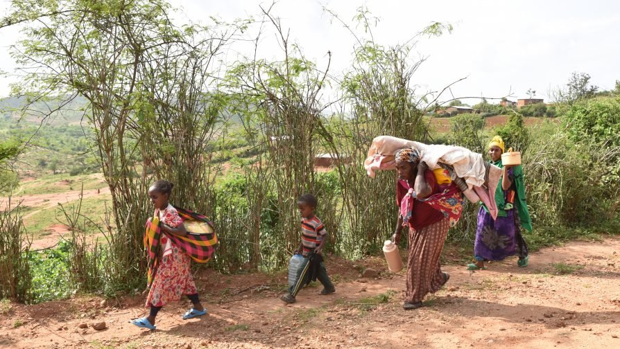Nearly 10,000 Ethiopians seek asylum in Moyale, Kenya following violence back home
