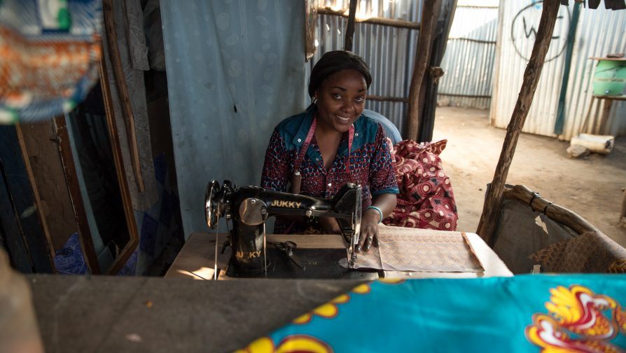 New study reveals private sector investment opportunities, that build self-reliance and empower refugees in Kakuma Camp, Kenya