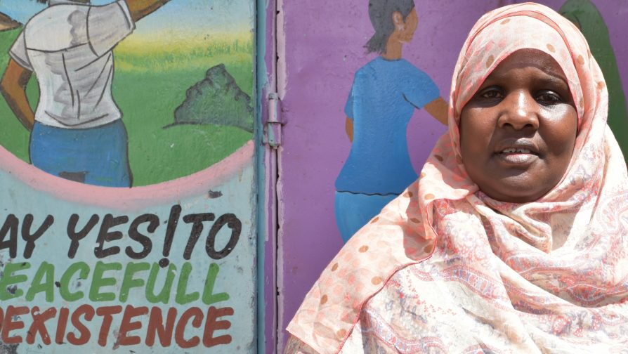 Kenyan Woman Gives Hope to Refugees and other Victims of Gender Based Violence