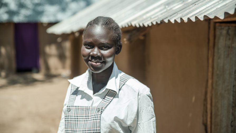 South Sudanese Girl in Kakuma Shines in Kenya's National Examination
