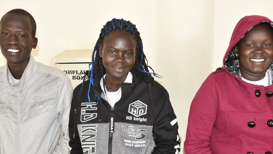 Top Refugee Students Receive Equity Bank Secondary Education Scholarship