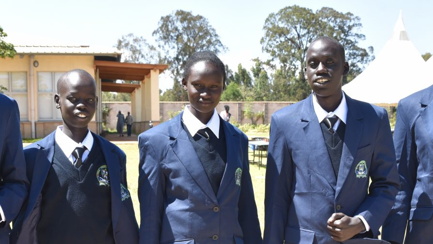 M-Pesa Academy admits 5 refugee students for fully funded secondary education