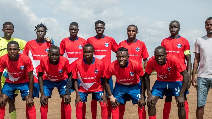 Football: A unifying diversity in Kakuma Refugee Camp