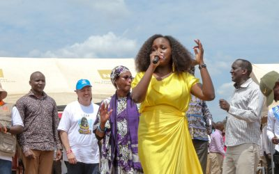 Mercy Masika, Kenya's Afro-Soul Songstress, Appointed UNHCR Goodwill Ambassador