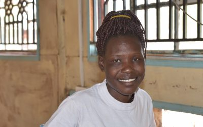 South Sudanese refugee who has beaten all odds to become a university lecturer in Kenya