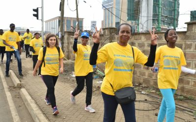 LuQuLuQu's Step for Safety Returns to Nairobi