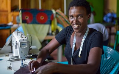 MADE51 connects refugee and host artisans in Kenya to international markets