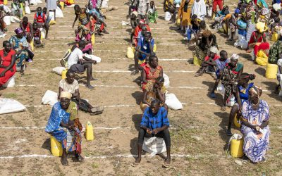 UNHCR and humanitarian agencies strengthen health response in Kenya refugee camps