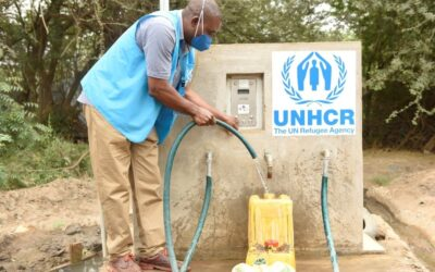 UNHCR introduces ATMs to supply water in Dadaab refugee markets