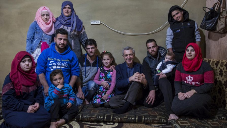 Eight years on, Syrian refugees weigh thorny question of return