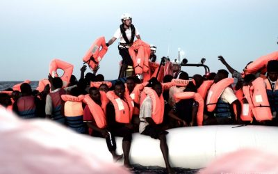 UNHCR: Bring Aquarius passengers to land, deal with wider issues later