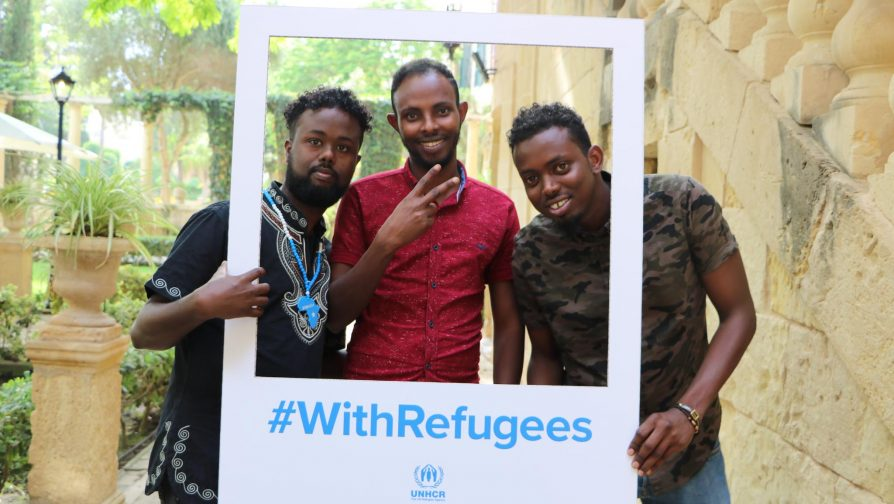World Refugee Day 2018 in Malta
