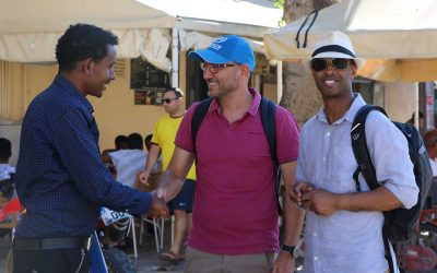 The Story of a Pjazza – Outreach in Gozo