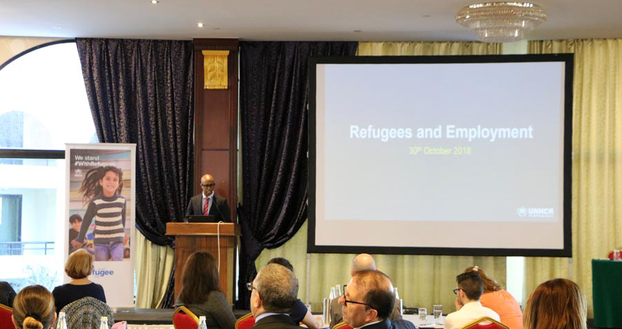 UNHCR Conference on Refugees & Employment