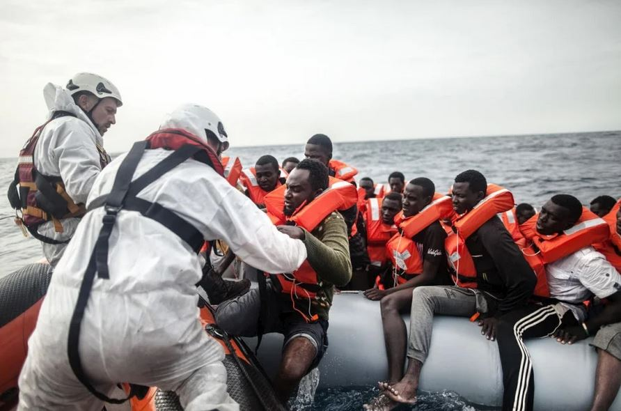 News comment on search and rescue in the Central Mediterranean by the Assistant High Commissioner for Protection at UNHCR, the UN Refugee Agency, Gillian Triggs