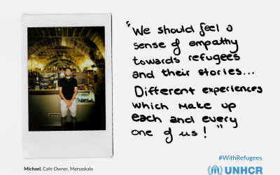 World Refugee Day 2020 – Messages of solidarity