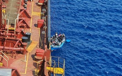 ICS, UNHCR and IOM call on States to end humanitarian crisis onboard ship in the Mediterranean