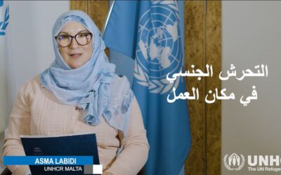 [Watch] UNHCR, WRF & JRS – Sexual Harassment at the Workplace