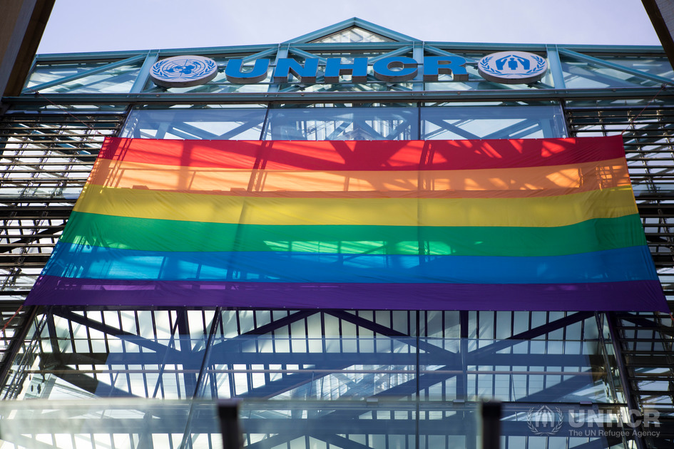 A safe space for asylum-seekers fleeing persecution due to their sexual orientation