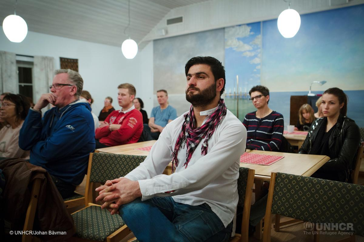 A quest of love: Mujtaba's Swedish integration