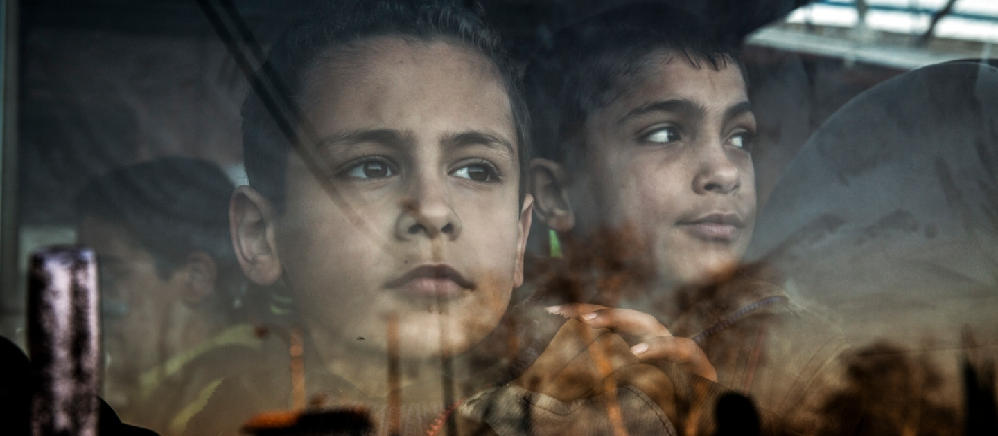 War, violence, persecution push displacement to new unprecedented high