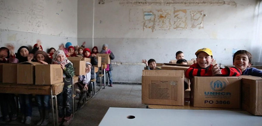 Norway contributes with NOK 150 million to the refugee situation in Syria and the region