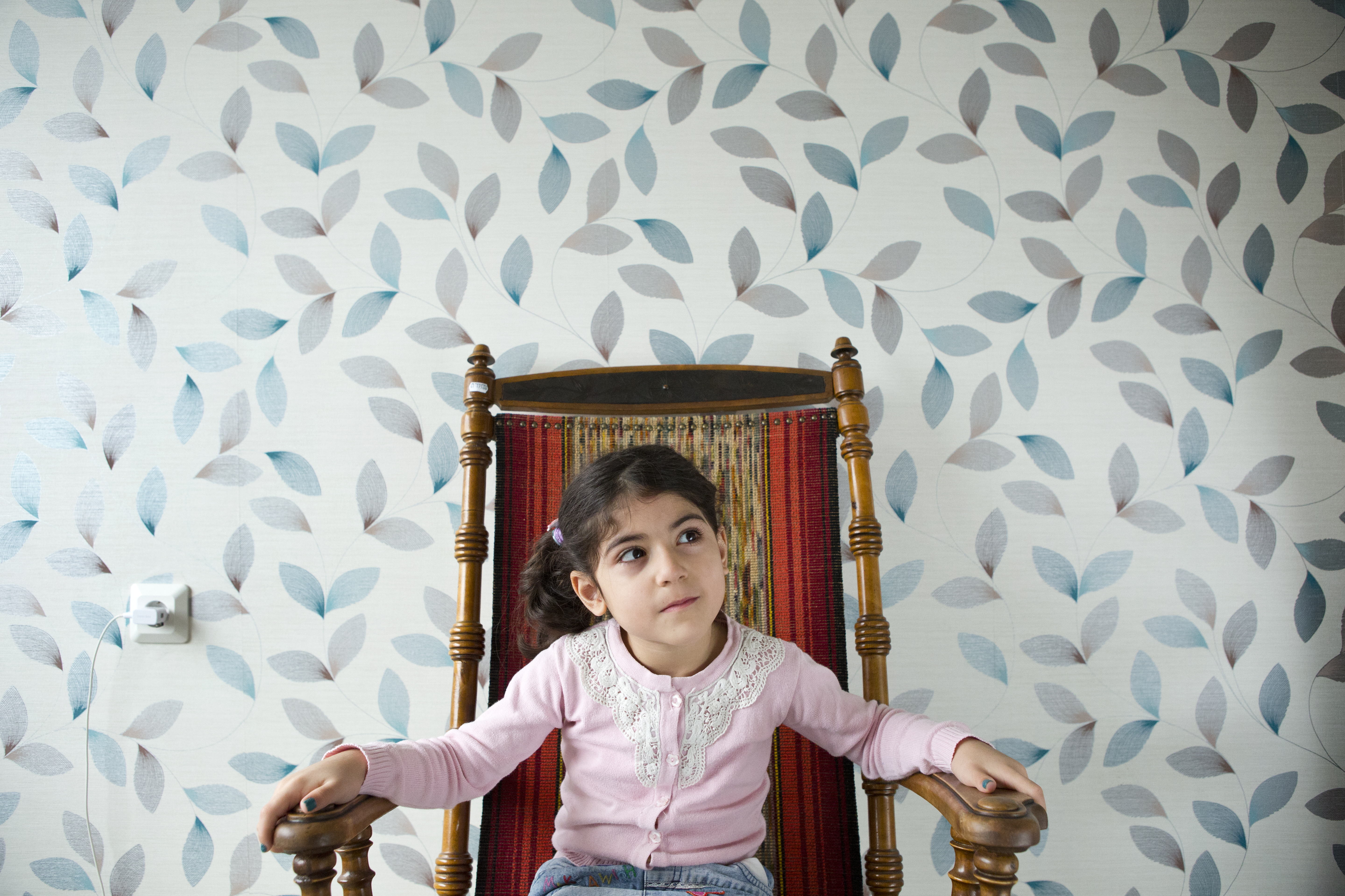 Sidra is the youngest member of the Kasem family.
