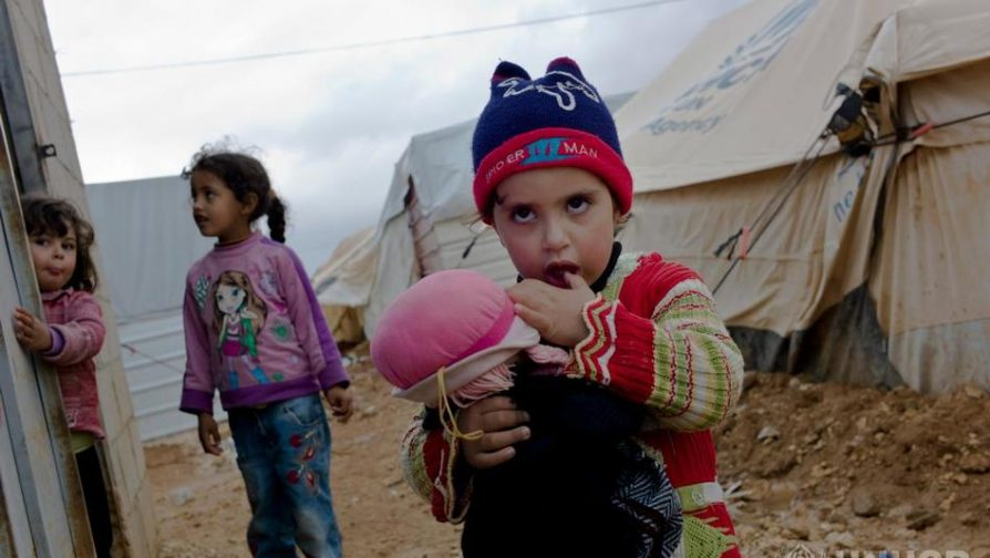 Iceland supports UNHCR with ISK 6.5 million for the Syria Crisis