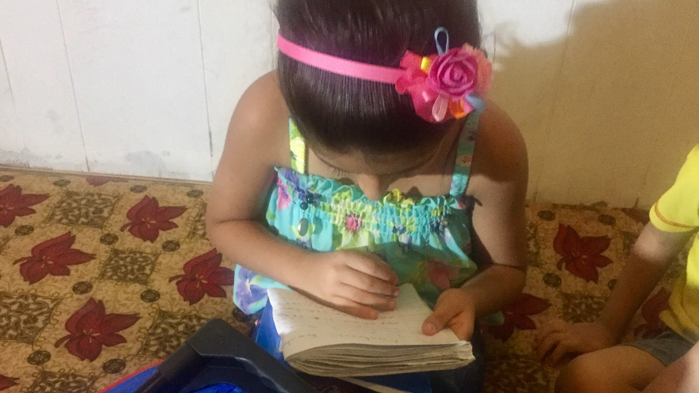 With large and flexible contributions from donor countries like Norway, 7 year-old Zeina will be able to achieve her dreams of going to school and one day becoming a doctor.