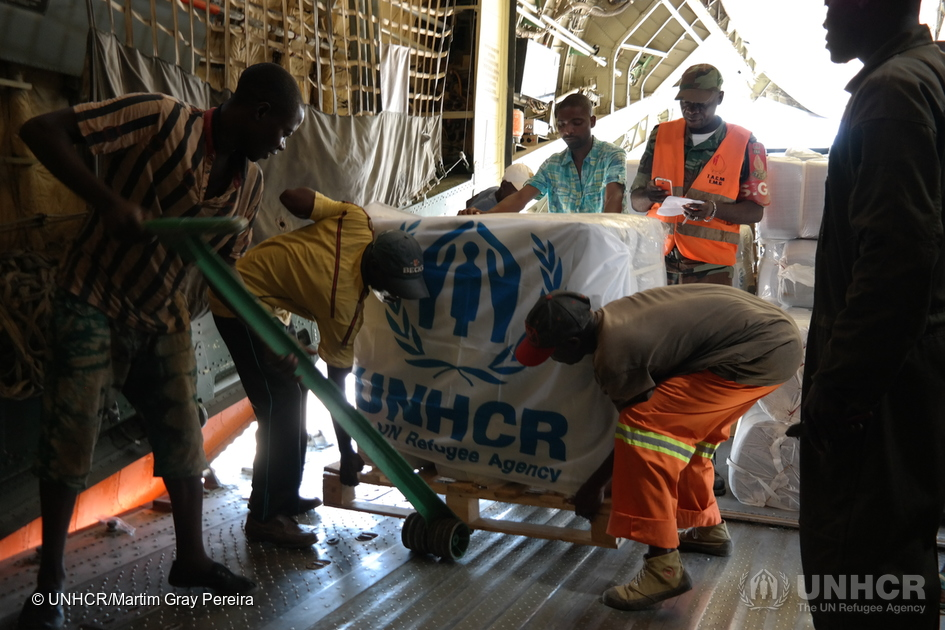 Danish emergency funding to UNHCR boost lifesaving support for 30,000 DRC refugees in Angola