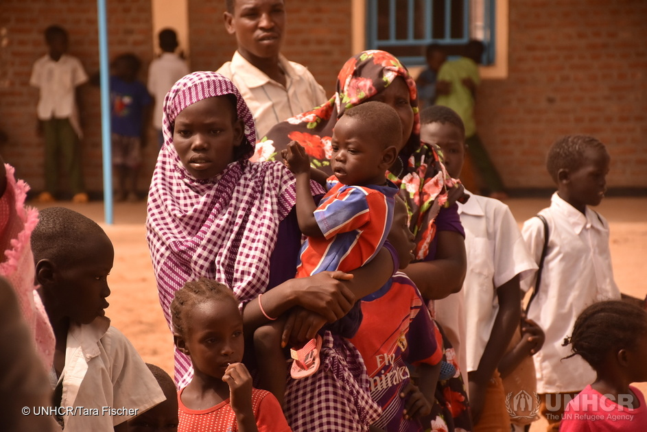 Danish emergency funding to UNHCR assists 160,000 South Sudanese refugees in Sudan