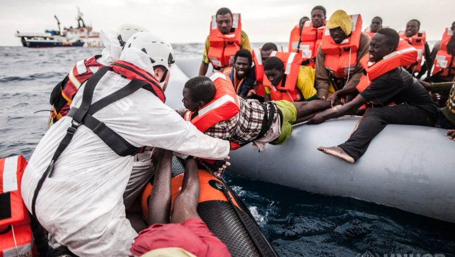 Journeys to Europe more diverse, but all high risk for refugees and migrants