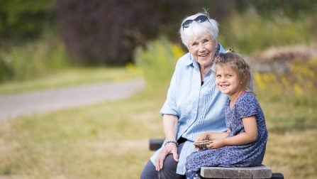Finnish 'grandmother' helps troubled toddler find peace