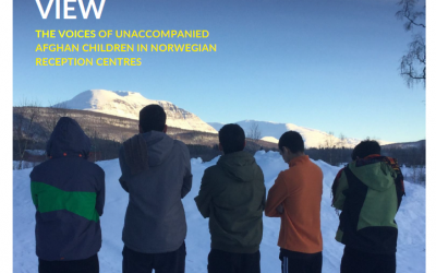 "Studie: ""This is our view: the voices of unaccompanied Afghan children in Norway"""