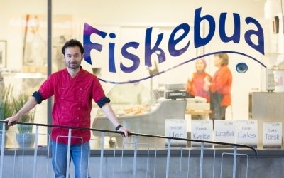 Afghan refugee becomes fish expert in Norway