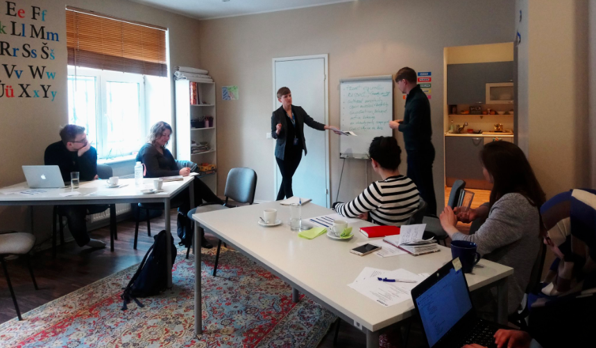 Workshop on Participatory Approaches in Tallinn, Estonia