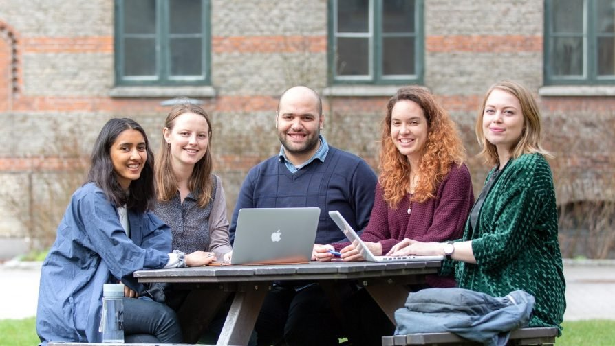 Students help refugee youth access education in Denmark