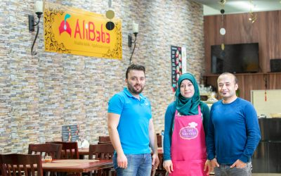 From war in Syria to pastries in Tallinn