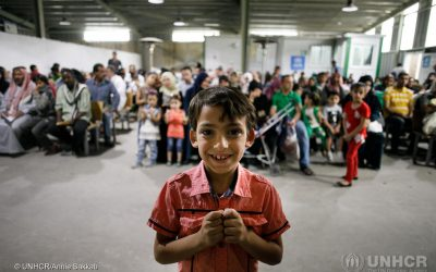 Norway's funding to UNHCR prevents 'lost generation' in situations of crisis and conflict