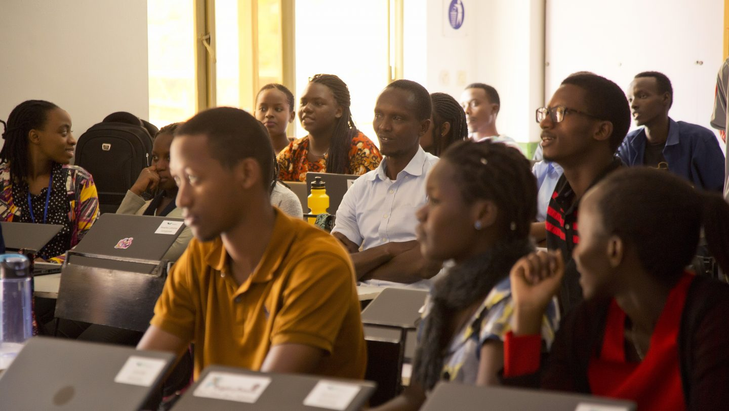 UNHCR's partner Kepler University is providing higher education and American accredited university degrees to local and refugee youth in Rwanda, from a campus in Kigali as well as campus in Kiziba Refugee Camp. Kepler's ambition is to have 25 pct of t