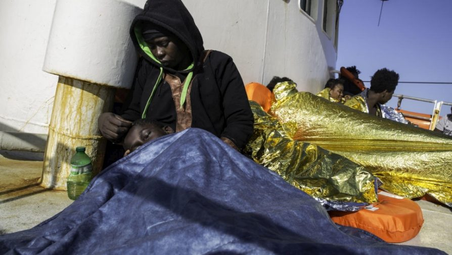 Six people died each day attempting to cross Mediterranean in 2018, UNHCR report shows