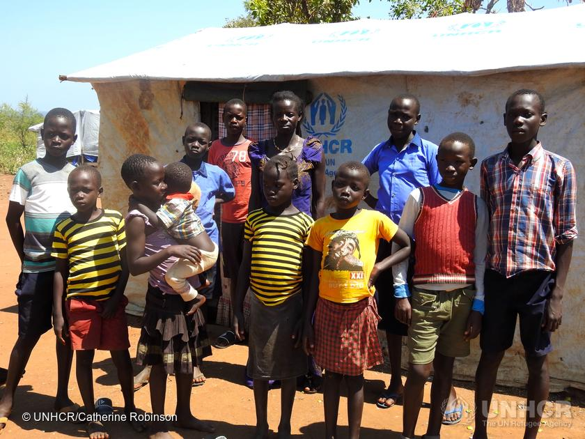 Danish contribution brings help to the forgotten refugees from South Sudan